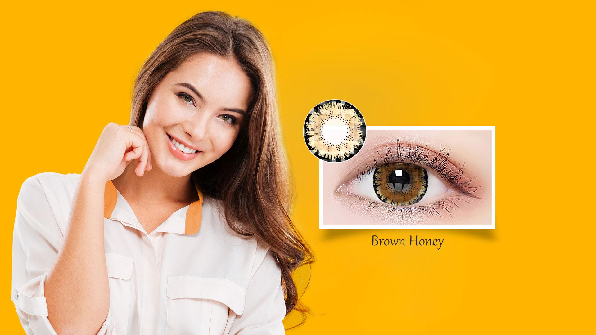 Brown-Honey